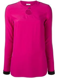 round neck longsleeved blouse Akris Punto