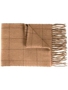 шарф в полоску Polo Ralph Lauren