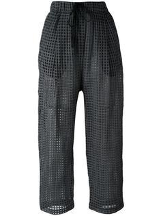 укороченные брюки  'Pae'  Damir Doma