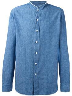 джинсовая рубашка  Salvatore Piccolo