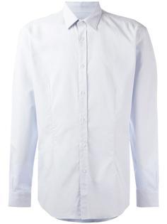 рубашка с мелким узором Daniele Alessandrini