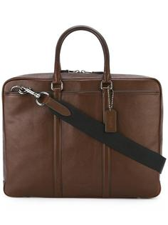 zipped shoulder bag  Coach