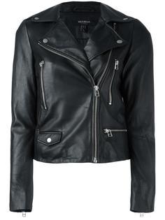 байкерская куртка Muubaa