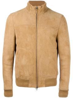 куртка бомбер на молнии Loro Piana
