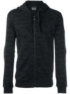 zip up hoodie Ea7 Emporio Armani