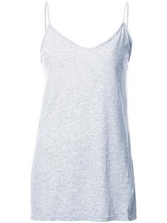 блузка на бретелях с V-образным вырезом Bassike