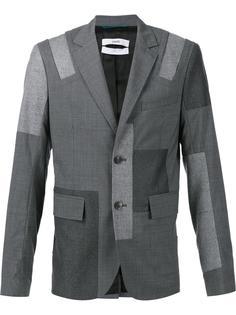 'Patch 2-Button' blazer Oamc
