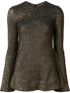 блузка с расклешенными рукавами Ellery