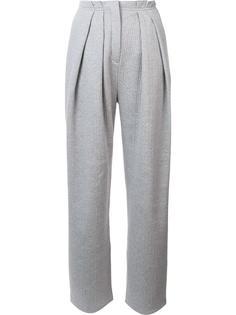 высокие брюки со складками Vika Gazinskaya