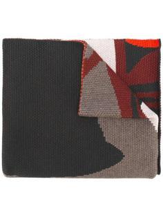 panelled scarf Quetsche