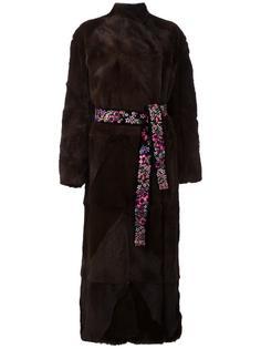 пальто 'Verischka' Attico