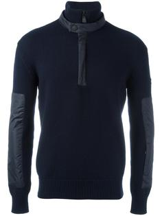 zipped high neck jumper Moncler Grenoble
