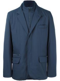 куртка на молнии с высокой горловиной Loro Piana