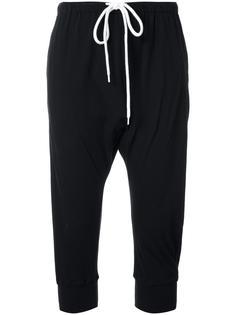 укороченные спортивные брюки Bassike