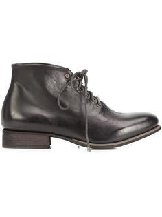 lace-up ankle boots Yohji Yamamoto