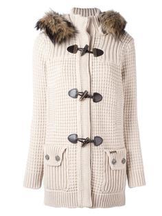 пальто с капюшоном Bark