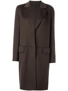 пальто классического кроя Yves Salomon