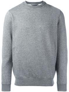melange crew neck sweatshirt Armani Jeans