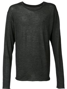 longsleeved T-shirt  The Elder Statesman