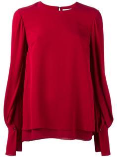 блузка с многослойным подолом 3.1 Phillip Lim
