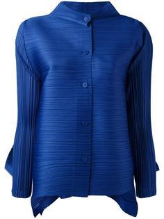 плиссированная рубашка Pleats Please By Issey Miyake