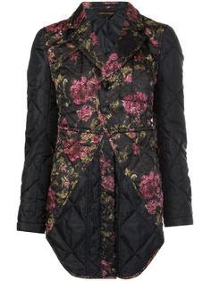 floral print blazer Comme Des Garçons