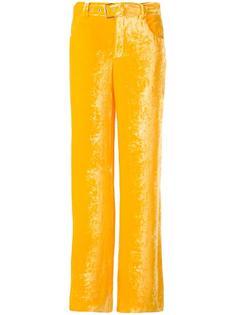 широкие брюки с поясом Arthur Arbesser