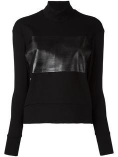 tonal panel sweatshirt Io Ivana Omazic