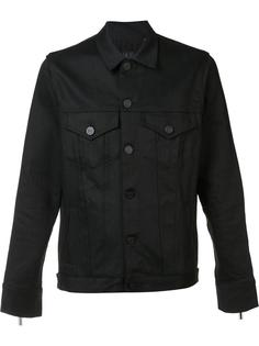 denim rider jacket En Noir