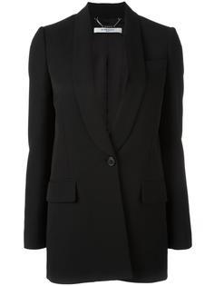 удлиненнный пиджак-смокинг Givenchy