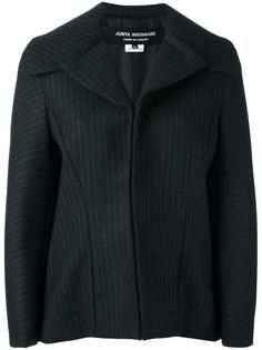 пиджак в тонкую полоску Junya Watanabe Comme Des Garçons