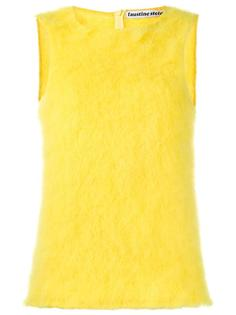 sleeveless knitted top Faustine Steinmetz