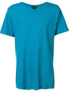 'Axel' crewneck T-shirt En Noir