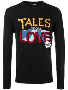 джемпер 'Tales from Love' Love Moschino