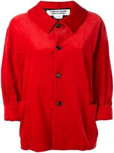 куртка с укороченными рукавами Comme Des Garçons Comme Des Garçons