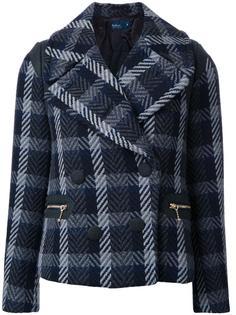 checked coat  Kolor