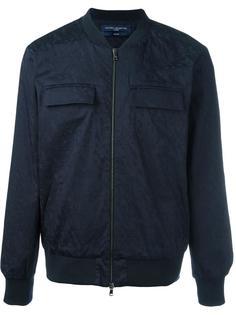'Blenheim' jacquard bomber jacket Natural Selection