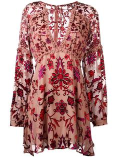 'Sunset Floral' dress For Love And Lemons