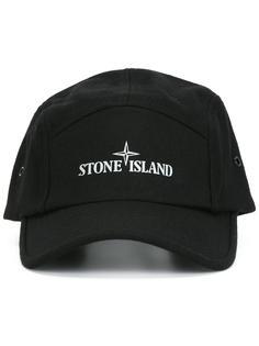 кепка с логотипом Stone Island