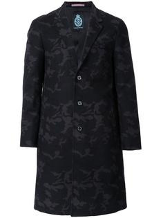 jacquard single breasted coat Guild Prime