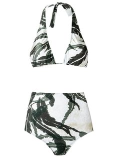 printed bikini set Adriana Degreas