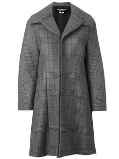checked oversized coat Junya Watanabe Comme Des Garçons
