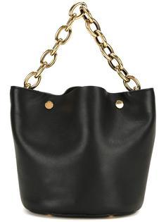 сумка-тоут на цепочке Marni