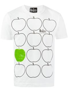 'apples' print T-shirt Comme Des Garçons