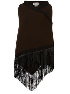 шарф с бахромой Babjades