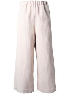 укороченные брюки  Nino Babukhadia