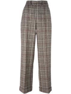 широкие брюки  Junya Watanabe Comme Des Garçons