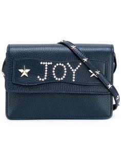 сумка через плечо 'joy' с заклепками Red Valentino