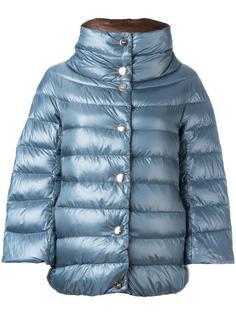 объемная стеганая куртка-пуховик Herno