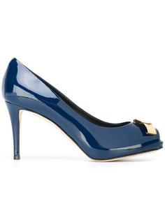 туфли-лодочки с открытым носком Giuseppe Zanotti Design